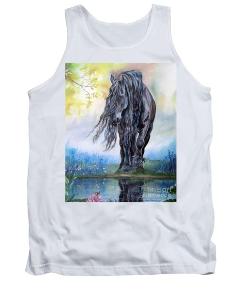 Reflective Beauty Tank Top