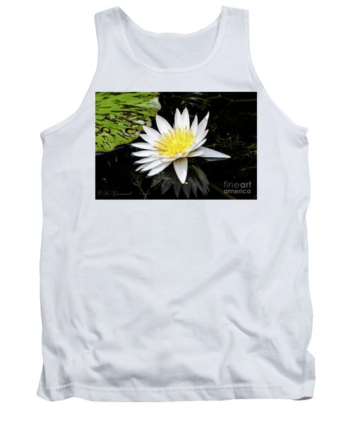 Reflective Lily Tank Top