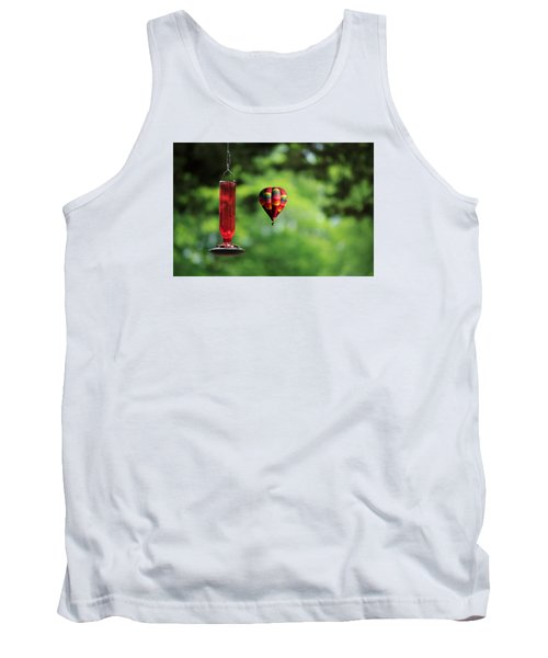 Refueling Tank Top by Don Gradner
