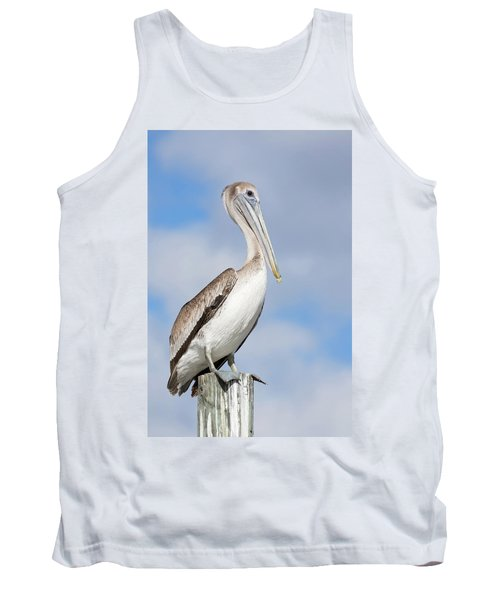 Regal Bird Tank Top