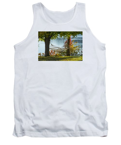 Relax By The Water Tank Top by Alana Ranney