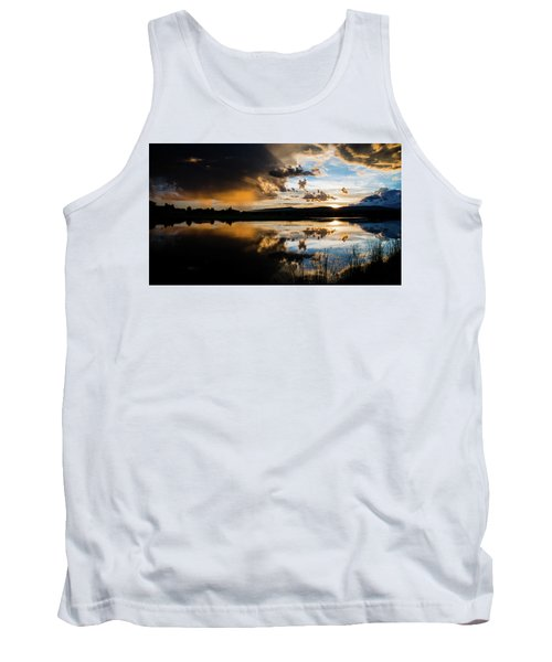Remains Untrusted Tank Top