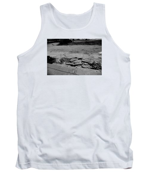 Remains Of The Day  Tank Top