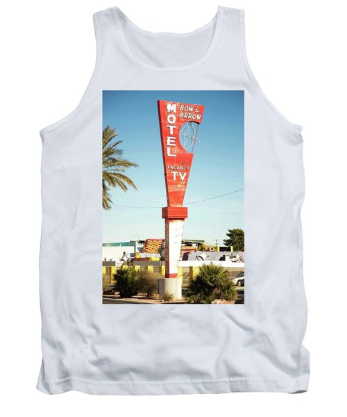 Remnants Of Vintage Vegas Tank Top