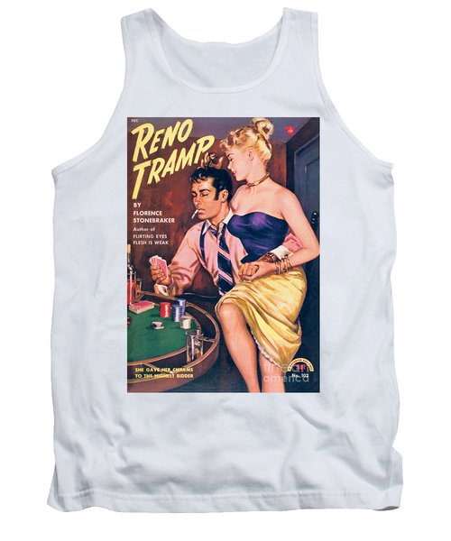 Reno Tramp Tank Top by George Gross