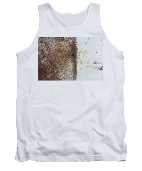 Tank Top featuring the photograph Repaint Number Eight by Brian Boyle