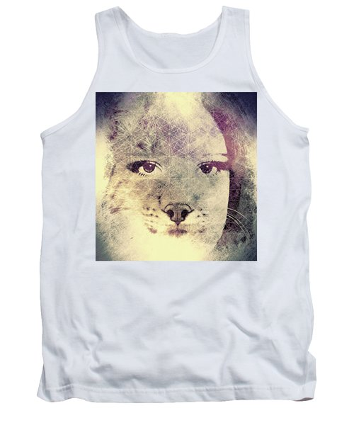 Resistance Of The Pussy Cat Tank Top