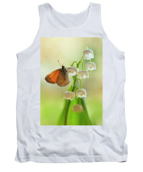 Rest In The Morning Sun Tank Top