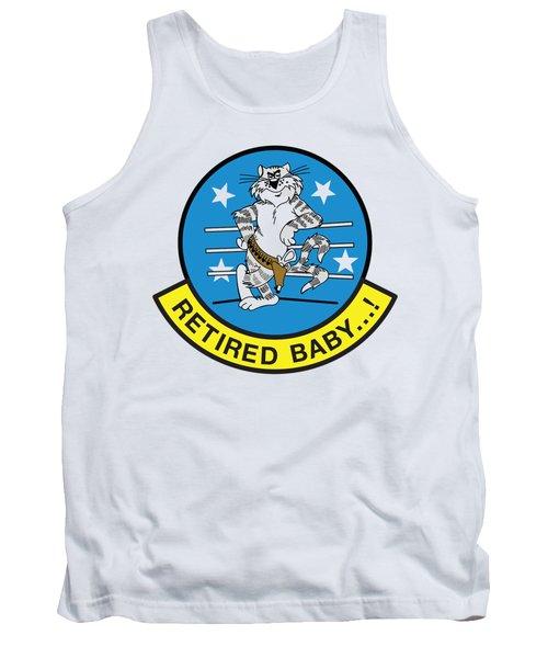 Retired Baby - Tomcat Tank Top