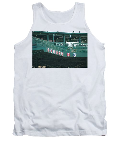 Retired Numbers Tank Top