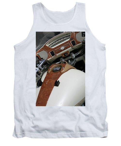 Retro Look Tank Top