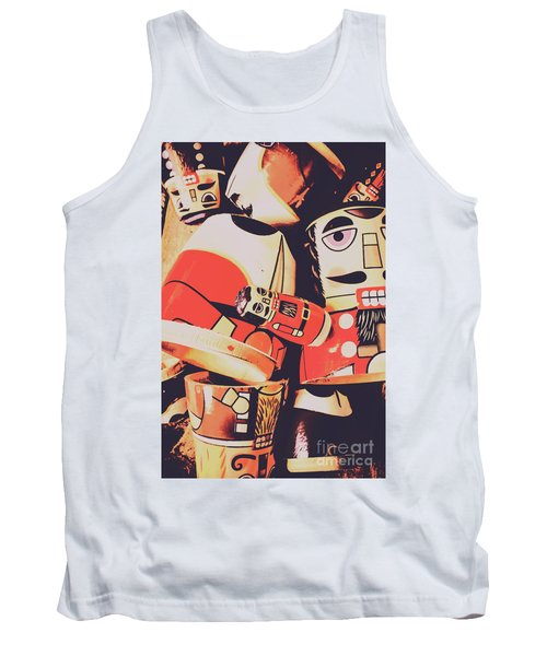 Retro Toy Memories Tank Top