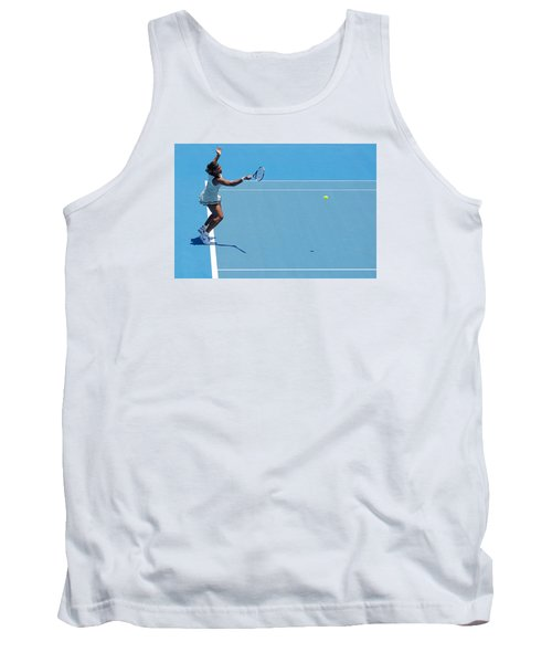 Return - Serena Williams Tank Top by Andrei SKY