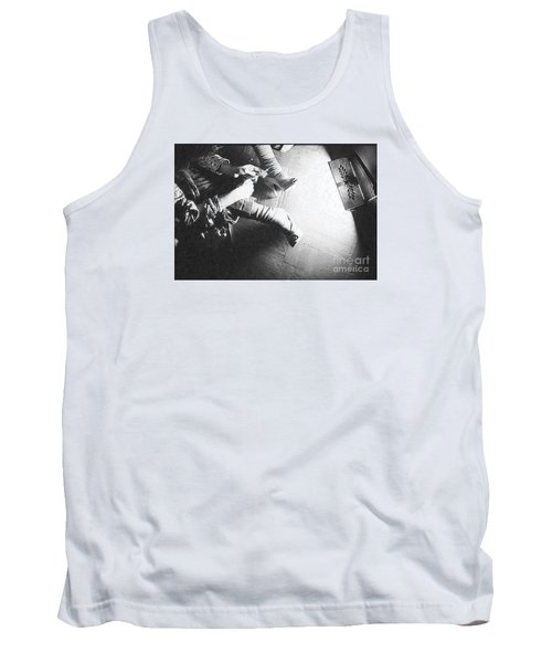 Reworked Needle Horror Tank Top