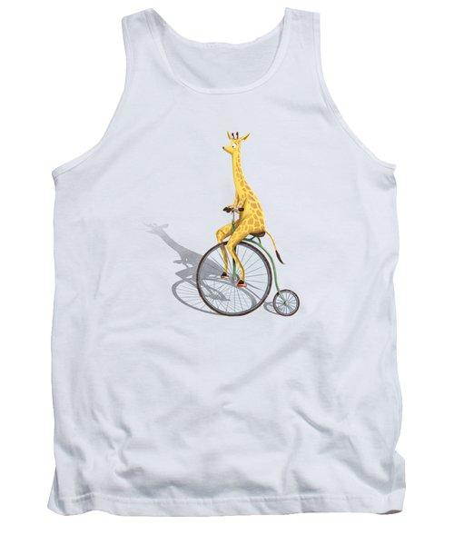 Ride My Bike Tank Top