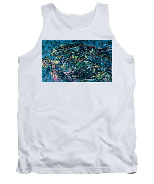 Ride The Wind Tank Top