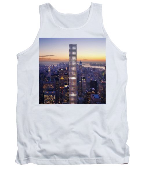 Right Here Right Now Tank Top