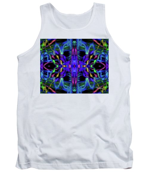 Rings Of Fire Dopamine #156 Tank Top