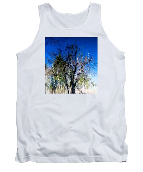 Rippled Reflection Tank Top