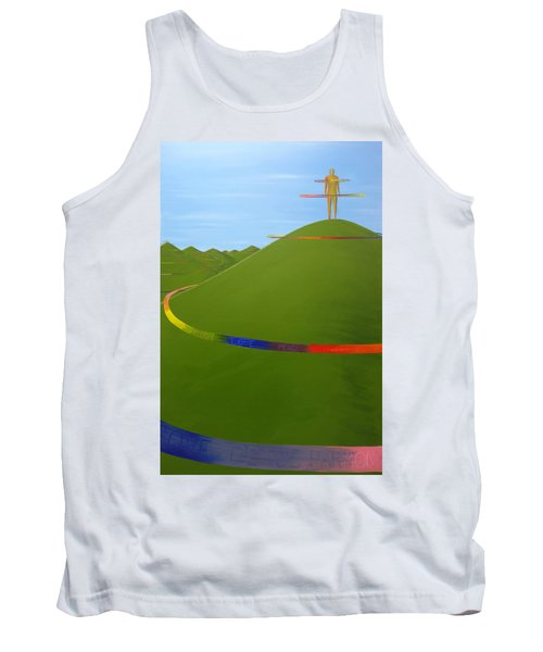 Ripples Of Life 1.4 Tank Top