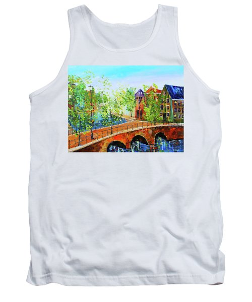 River Runs Through It Tank Top