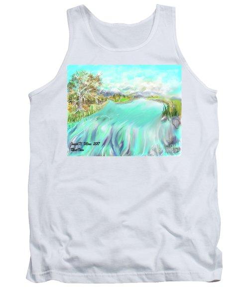 River View Tank Top
