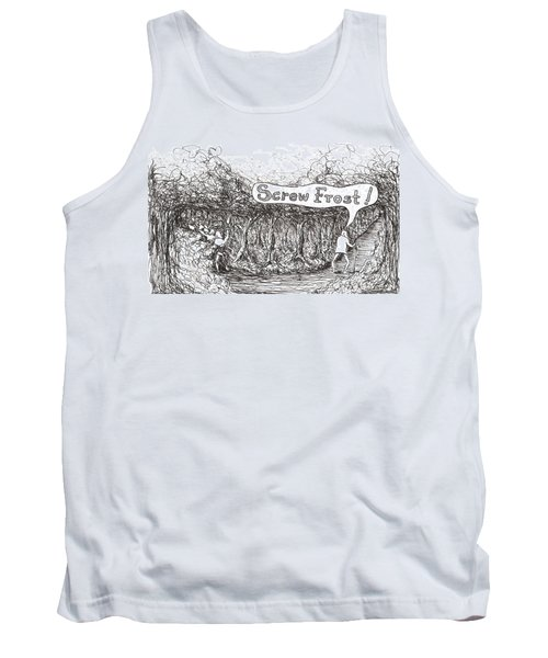 Road More Travelled Tank Top