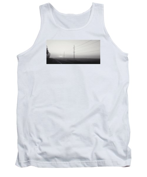 Road To Nowhere Tank Top by Sarah Boyd
