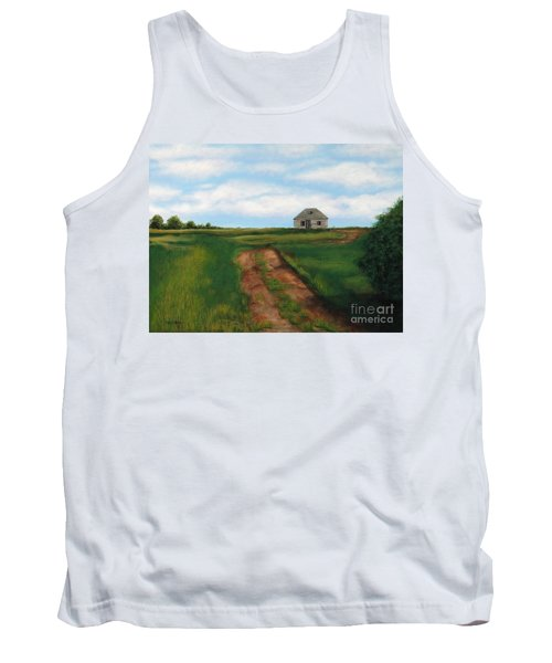 Road To The Past Tank Top