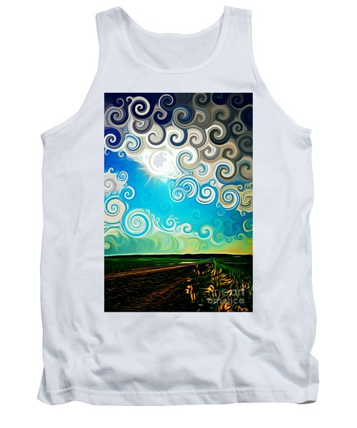 Road To Whimsy Tank Top