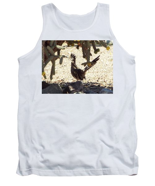 Roadrunners Shade-time Tank Top
