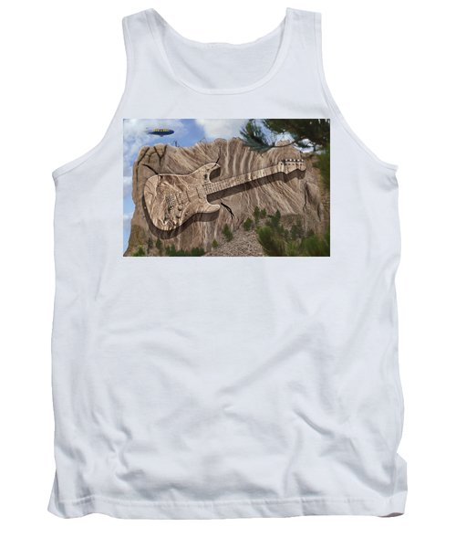 Rock And Roll Park 2 Tank Top