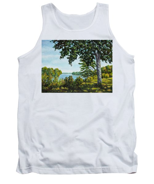 Rock Cut Tank Top