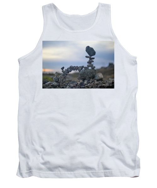 Rock Monster Tank Top