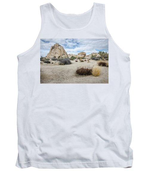 Rock Tower No.2 Tank Top