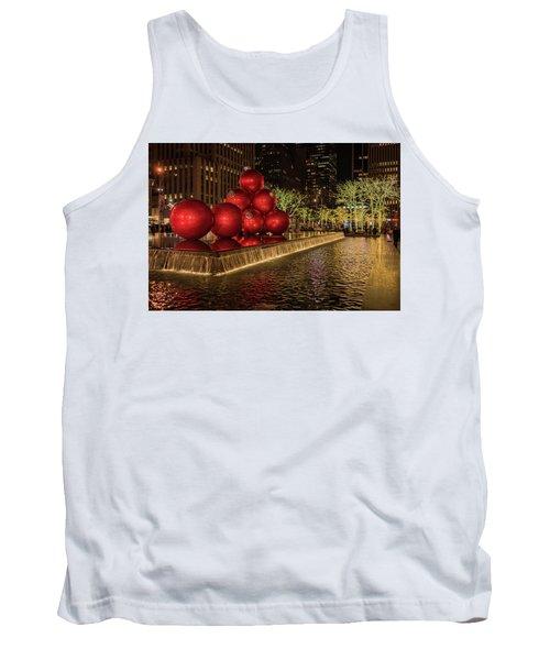 Rockefeller Center  Tank Top