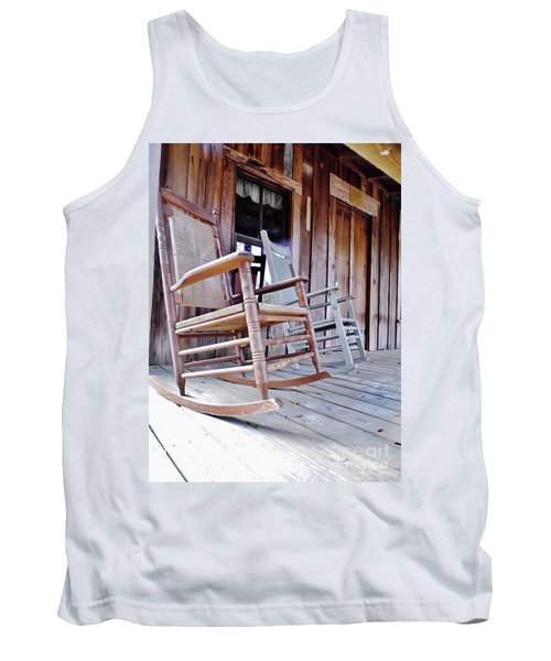 Rocking On The Front Porch Tank Top