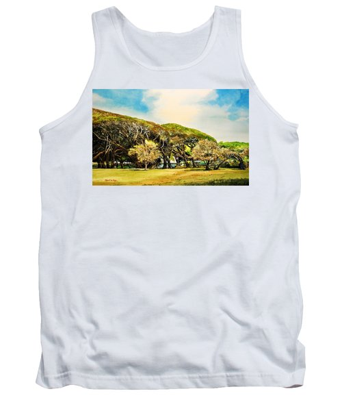 Rockport Oaks Tank Top