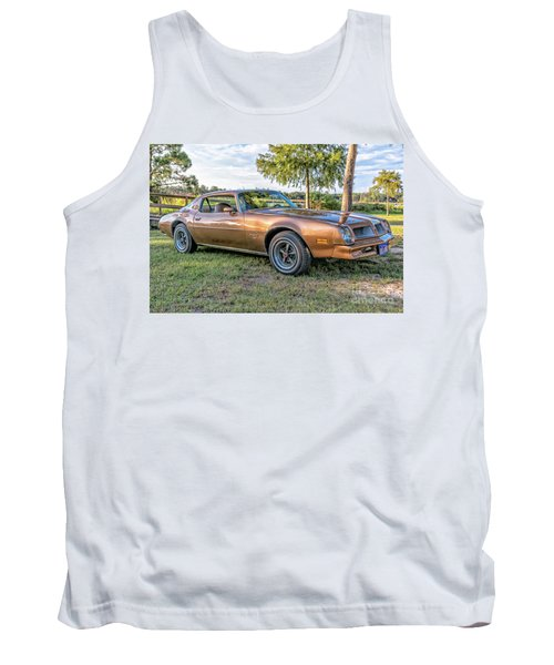 Rocky Pass Tank Top by Brian Wright