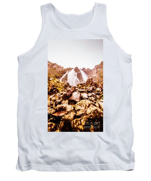 Rocky Water Wilderness Tank Top