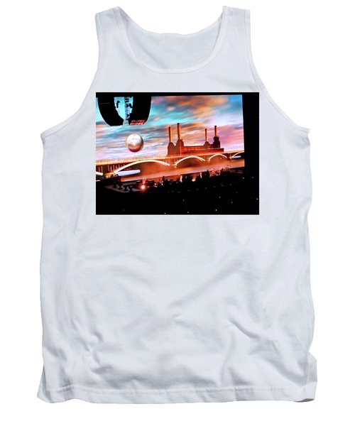 Roger Waters Tour 2017 - Welcome To The Machine Tank Top