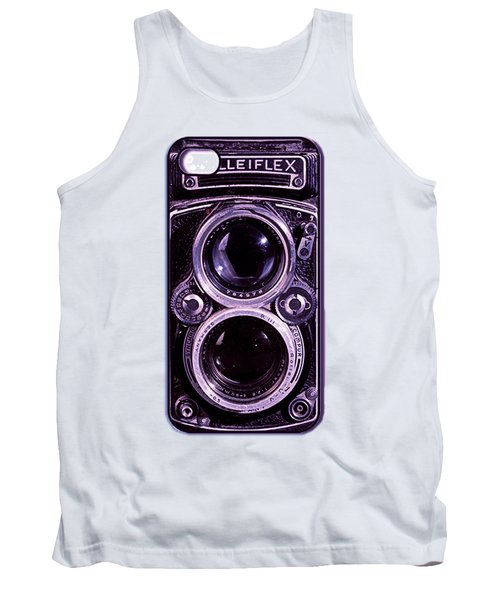 Eye Rolleiflex Euphoria Tank Top