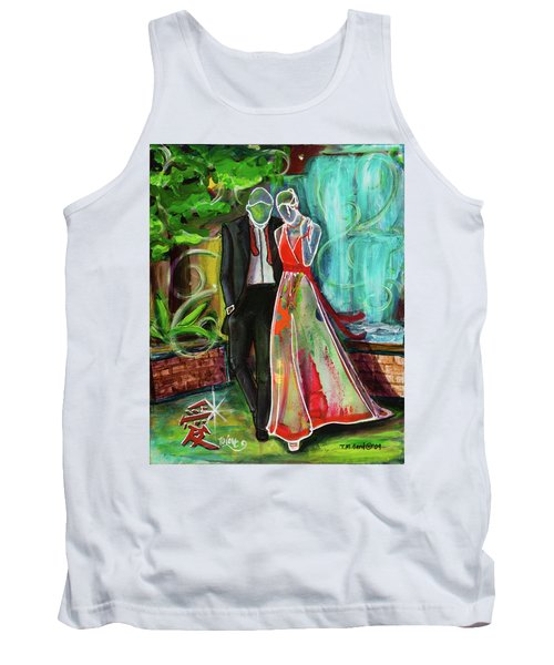 Romance Each Other Tank Top