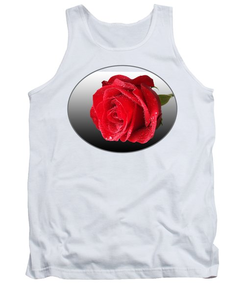 Romantic Rose Tank Top