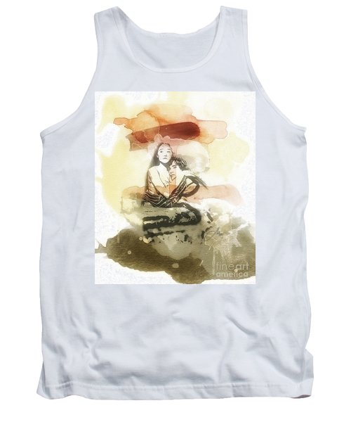 Romeo And Juliet Tank Top by Mo T