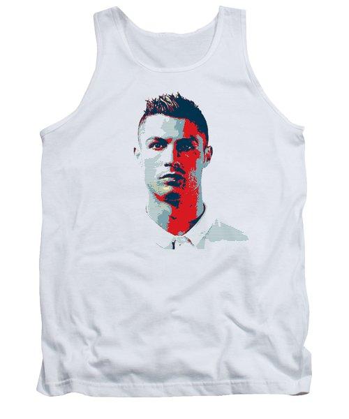 Ronaldo Tank Top by Pillo Wsoisi