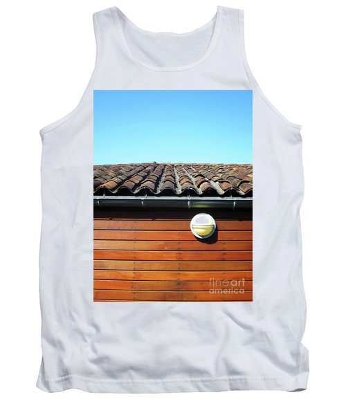 Roofline Ripples Tank Top