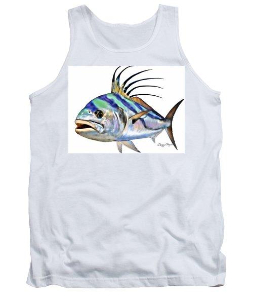 Roosterfish Digital Tank Top