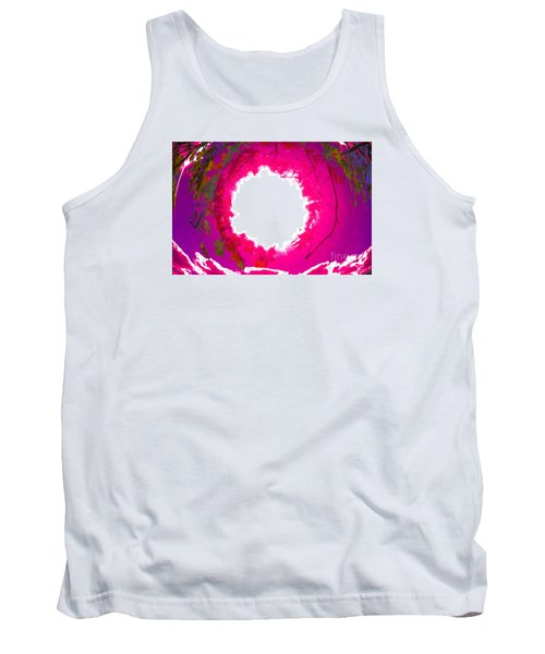 Rosa Tank Top by Jesse Ciazza
