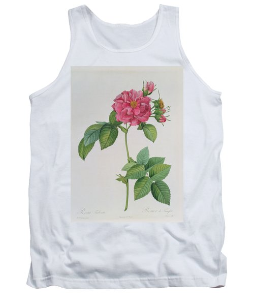 Rosa Turbinata Tank Top